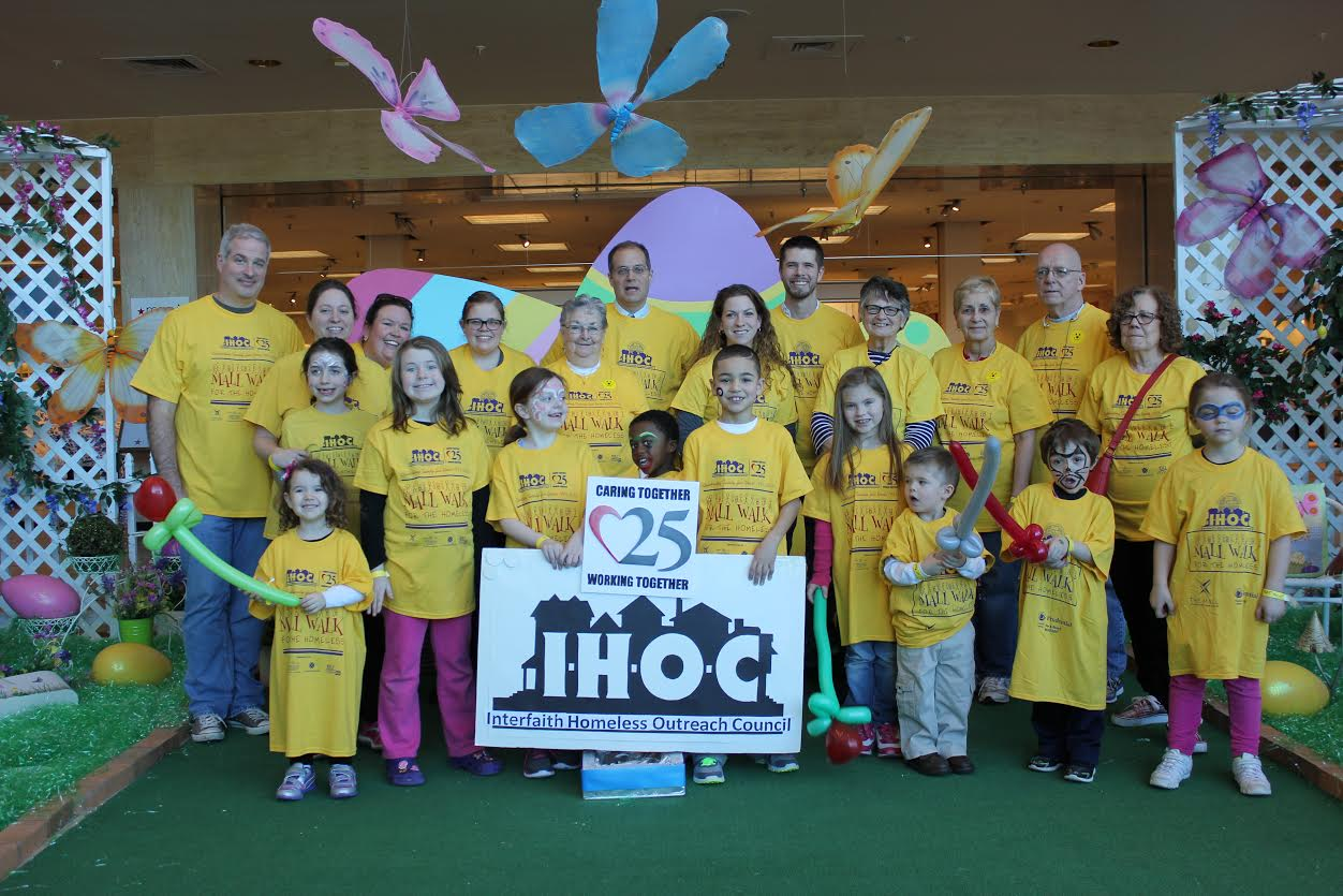 IHOC Fundraising Mall Walk